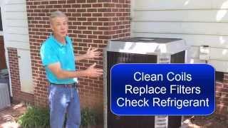 Video HVAC Maintenance Checklist   Raleigh   NC   heating   air conditioning download MP3, 3GP, MP4, WEBM, AVI, FLV Agustus 2018