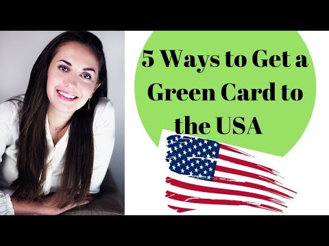 How to get a us passport after green card