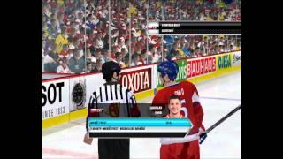 NHL 13 (PC) - MS v hokeji 2013 - Česko vs. Dánsko