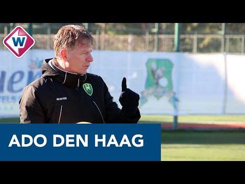 Groenendijk blikt terug op geslaagd trainingskamp: 'Naar elkaar toe gegroeid' - OMROEP WEST SPORT