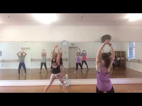 'Deja Vu' Beyonce Feat Jay z @ Central Dance (COMMERCIAL DANCE AUCKLAND)