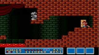 Super Mario Bros 3 World 8 Bowser