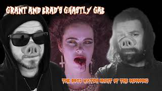 Ghastly Gab Episode Episode 25: The Boys Talk Night of the Demons