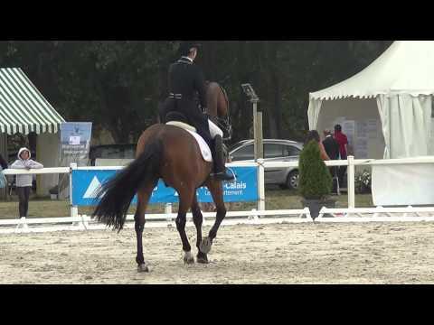 Le Touquet Grand Prix Libre Ulan et Sarah Casanova