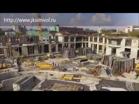 ЖК «Символ» - квартиры в Москве, цены, купить квартиру в