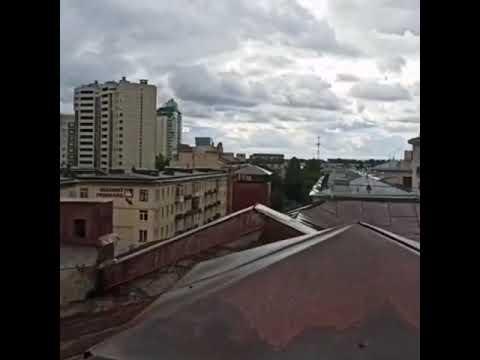 Обследование системы вентиляции на здании общежития студгородка в Санкт-Петербурге