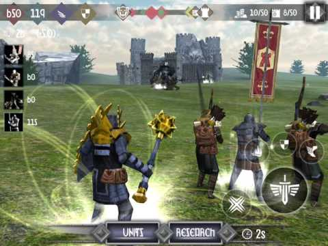 Heroes & Castles 2 Gameplay- Paladin Level 70