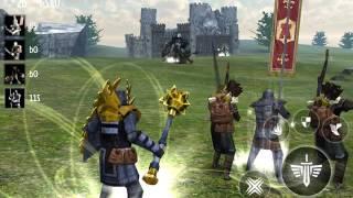 Скачать Heroes Castles 2 Gameplay Paladin Level 70