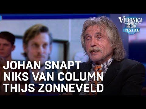 'Thijs Zonneveld heeft waarschijnlijk nooit gevoetbald' | VERONICA INSIDE