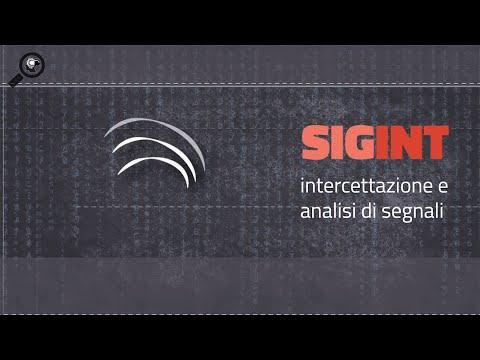 SIGINT Signals Intelligence: intercettazione di comunicazioni o rilevazioni elettroniche?