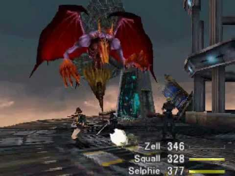 Final Fantasy VIII 2 Boss WedgeBiggs Elvoret YouTube