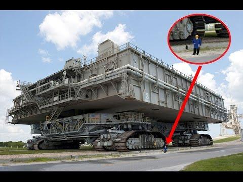 11 Vehculos Gigantescos Que Solo Se Fabricaron Una Vez