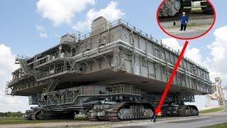 11 VehÍculos Gigantescos Que Solo Se Fabricaron Una Vez