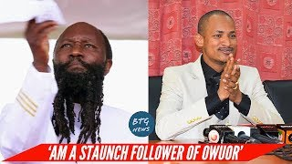 BABU OWINO DEFENDS PROPHET OWUOR  BTG News