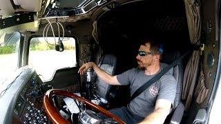 "Trucking "" Sailboat Fuel "" VLOG"