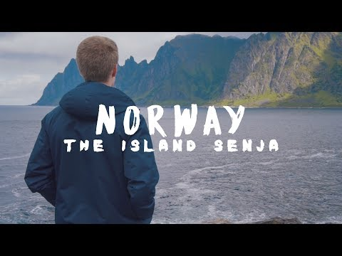 Norway Travel 2017 | Landscape of the Island Senja | Sony A6300