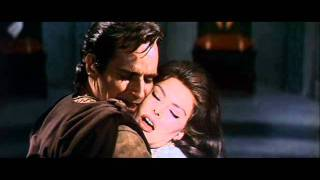 """El Cid"" (1961) - Love Theme - Miklos Rozsa"