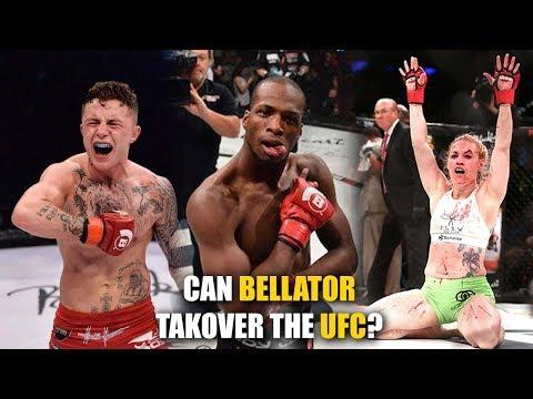 Can Bellator TAKOVER The UFC?
