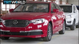 Ghana's New Car: First locally made car being manufactured