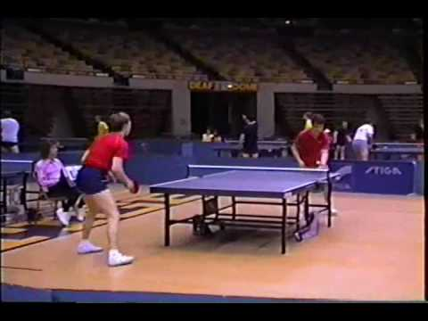 1989 Louisiana Open - Sean O'Neill vs Scott Butler