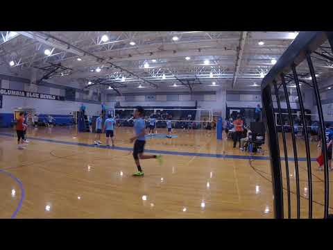 Sporting Albany 17's vs Capital Sliders 17's IREVA Regionals