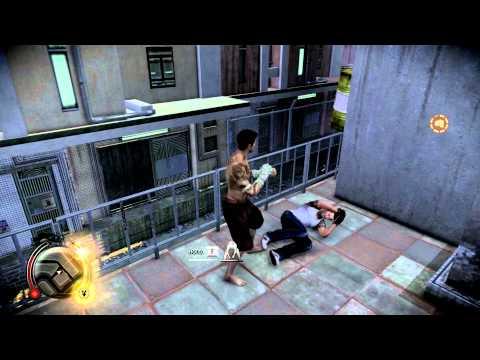 Sleeping Dogs: MMA Fighting ONG BAK STYLE