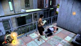 Sleeping Dogs: MMA Fighting ONG BAK STYLE