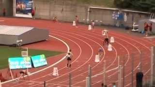 Lyon 2015   W45 400m Hurdles