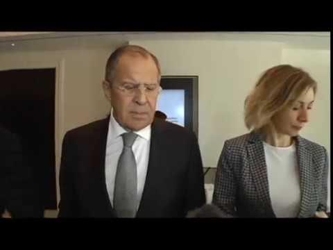 Ответы С.Лаврова на вопросы СМИ