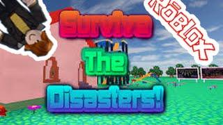 Roblox | mio dio do cio amado | Survive The Disasters: Classic #1 (Com o Bing tradutor)