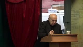 Николаев А. Н.  Доклад на конференции комментарии  Е. Б. Майхровского