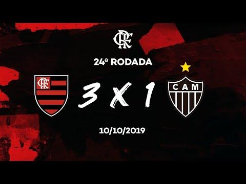 Flamengo x Atlético Mg - Ao Vivo Maracanã (BR)