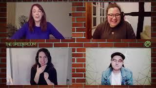 Episode 7: Bea Webster & Brooklyn Melvin  - Deaf performers