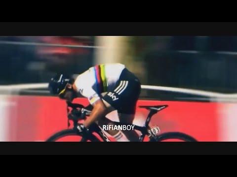 Cycling sprint motivation video.