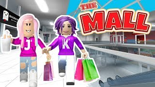 GOING ON A SHOPPING SPREE! 🛍 / Roblox: The Mall (Obby)