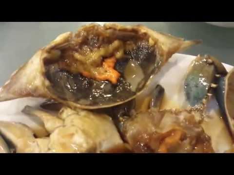 Joe's Shanghai Dumpling Drunken Crab NYC 2014
