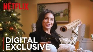Vanessa Hudgens: Wrapped Up with Netflix | The Princess Switch | Netflix