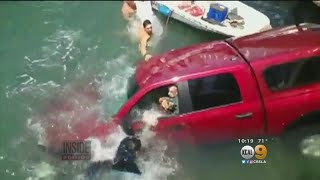 Baixar Family Saved From Sinking Truck