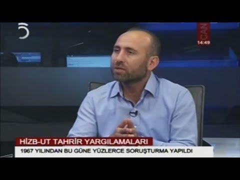 Mahmut Kar TV5'de Hizb-ut Tahrir Yargılamalarını Anlattı - YouTube