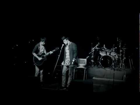 OEG Talentshow: Jonathan & Simon  - PDA We Just Dont Care John Legend