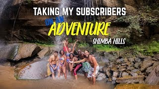 SHIMBA HILLS ADVENTURE - Travelling with 6 strangers