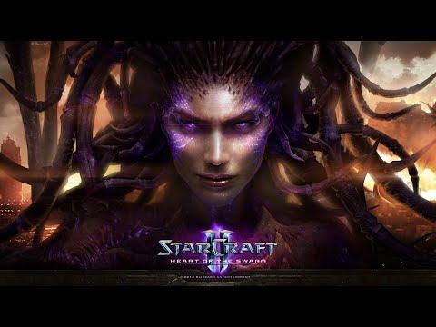 StarCraft II: Heart of the Swarm(Part 3.Final)