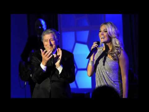 Tony Bennett & Carrie Underwood ~ It Had To Be You (Audio)