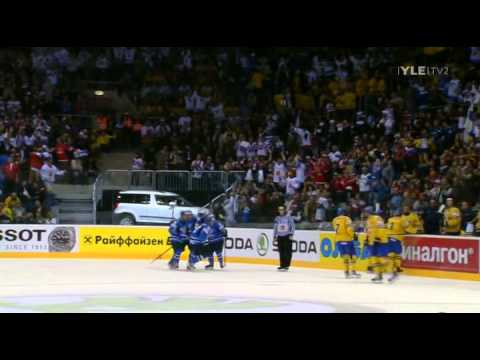 2011 IIHF WC Final 15.5.2011 | Sweden - Finland (1-6) | All goals | 16 Years of waiting is over!