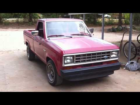 Ford Ranger V8 Swap First drive