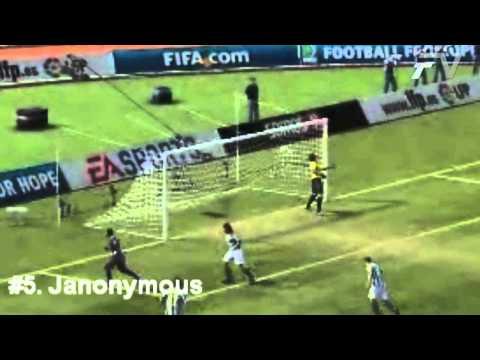 FV Goal Of The Month - December (FIFA 11) - FIFAVoetbal.net