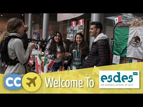 Welcome To ESDES the Business School of UCLy