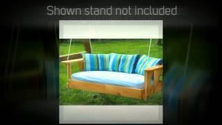 Combat Custom Original Porch Swing Bed