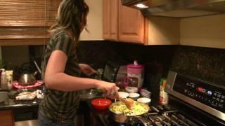 How To Make Rockstar Rainbow Veggie Pot Pie