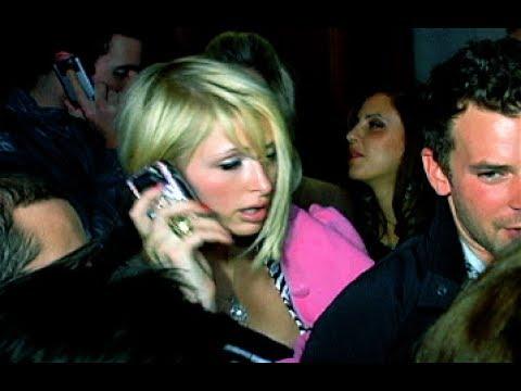 Paris Parties Hard At Crimson!!  [2007]